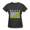 Brave - heather black