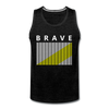Brave - charcoal gray