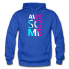 Awesome - royal blue