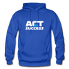 Act For Success - royal blue