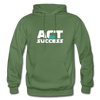 Act For Success - military green