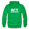 Act For Success - kelly green