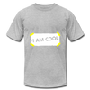 I Am Cool - heather gray
