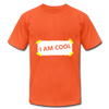 I Am Cool - orange