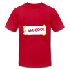 I Am Cool - red