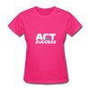 Act For Success - fuchsia