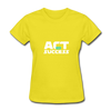 Act For Success - yellow
