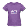 Act For Success - purple heather