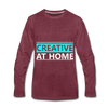 Creative At Home - heather burgundy