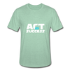 Act For Success - heather prism mint