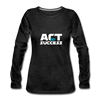 Act For Success - charcoal gray