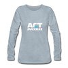 Act For Success - heather ice blue