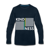 Kindness - deep navy