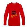 Make Today Great - red