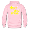 Rise And Shine - light pink