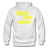Rise And Shine - light heather gray