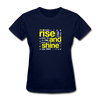 Rise And Shine - navy