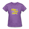 Rise And Shine - purple heather