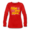 Rise And Shine - red