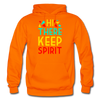 Hi There ! Keep Spirit - orange