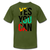 Yes You Can - olive