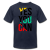 Yes You Can - navy