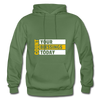 Count Your Blessings Today - military green
