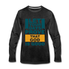 Let Your Days Prove That God Is Good - charcoal gray