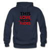 This Love Never Fades - navy