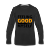 Feeling Good With Myself - black