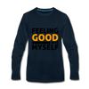 Feeling Good With Myself - deep navy