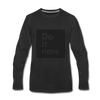 Do It Now - black