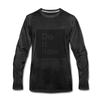 Do It Now - charcoal gray