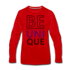 Be Unique - red