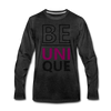 Be Unique - charcoal gray