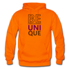 Be Unique - orange