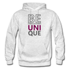 Be Unique - light heather gray