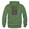 Be Unique - military green
