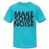 Make Some Noise - turquoise