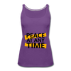 Peace At Any Time - purple