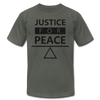 Justice For Peace - asphalt