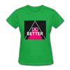 Do Better - bright green