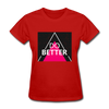 Do Better - red