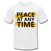 Peace At Any Time - white