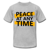 Peace At Any Time - heather gray