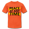 Peace At Any Time - orange