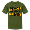 Peace At Any Time - olive
