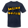 Peace At Any Time - navy