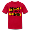 Peace At Any Time - red