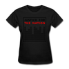 Justice For The Nation - black